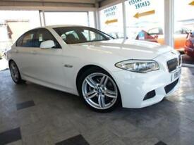 2011 BMW 5 Series 520d M Sport 4dr Step Auto 4 door Saloon