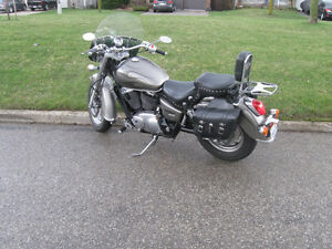 ** 2006 Honda Shadow Sabre 1100 ***