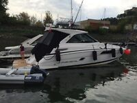 Sport coupe yatch