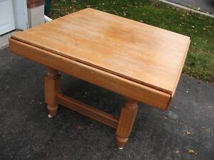 Antique Dining Room Table $280