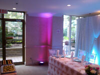 GTA UP-LIGHTING FOR YOUR NEXT EVENT