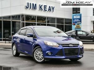 2014 Ford Focus Titanium  - Bluetooth -  Heated Seats - $58.45 /