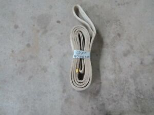 TOW/BUCKET/LOAD STRAPS
