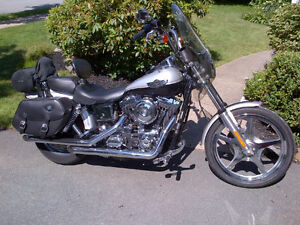 100th Anniversary Special Edition Dyna Wide Glide