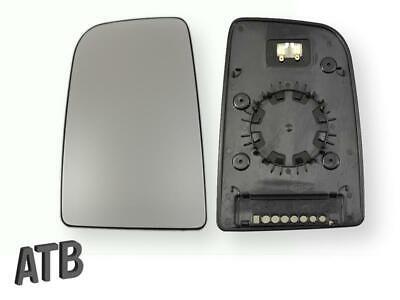 Spiegelglas Konvex Beheizbar Links für Mercedes Sprinter 906 VW Crafter 2E Neu