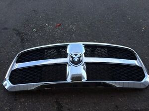 dodge ram grill 2013 to 2015