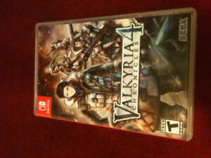 Selling used Valkyria Chronicles 4