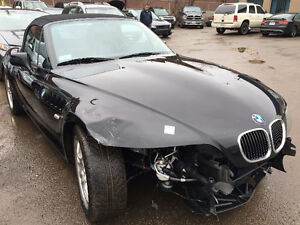 2000 BMW Z3 Convertible just arrived for sale at Pic N Save!