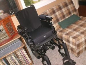 Nutron R51 electric wheelchair with new batteries