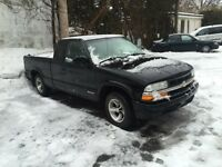 2001 Chevrolet S-10 ...A-1...SOLIDE...KING KAG...