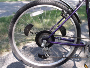 Looking for CSA AutoBike 6-Speed Automatic Shifting Bicycle