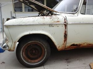 1959 Studebaker 2 door wagon  Lark