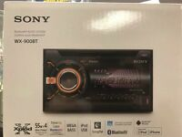 Sony WX-900BT BLUETOOTH Double Din Car Stereo Radio