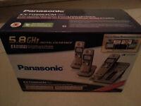 Panasonic Expandable Digital Cordless Phone