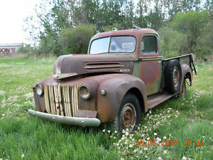 1947 Ford One Ton
