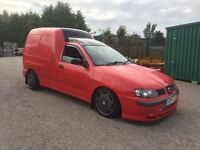 Seat inca, caddy, Astra van, swap, type r, vxr, van, sleeper, swaps