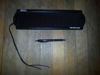 Sunforce solar battery maintainer/charger