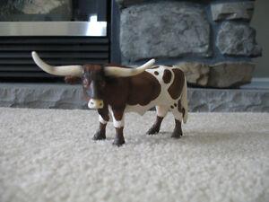 Texas Longhorn Bull (#13275) – Retired!