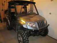 Mechanic's Special Arctic Cat Prowler Side X Side needs engine