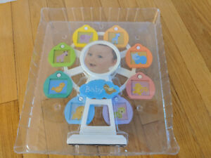 Musical Revolving Baby Photo Frame