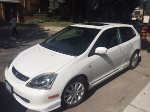 2004 Honda Civic SIR EP3 Type S RSX