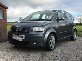 Audi A2 se 1.4 petrol 2001 reduced from £500 to £350 quick sale needed