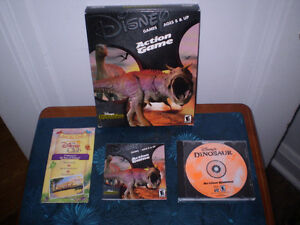 Disney's Dinosaur, PC Game.