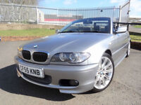 2006 BMW 320 2.2 Auto Ci M Sport only 59000mls - KMT Cars