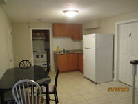 Mississauga,Walk out Basement For Rent