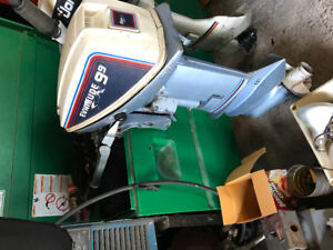 1972 Evinrude9.9. SOLD pending payment