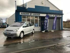 2003 Citroen Xsara Picasso 2.0HDi Desire, 104,000 MILES, ONE OWNER FROM NEW!!