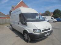 Ford Transit 2.4TDI ( 115PS ) 350 LWB - 2004 04-REG - SHORT MOT