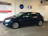 Vauxhall Astra 1.6i 16v VVT ( 115ps ) Exclusiv 5 Door Hatchback