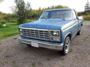 Great condition 1980 Ford f100