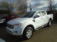 2014 Ford Ranger 3.2TDCi ( 200PS ) 4x4 Double Cab Limited (NO VAT 40,000 MILES)