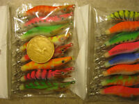 Extra small size 1.5 squid jigs