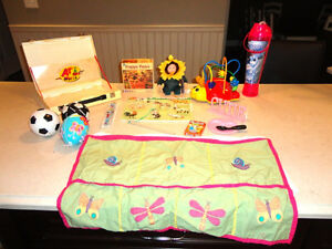 Various Toys -Prices for each below  Or buy the whole bunch $21