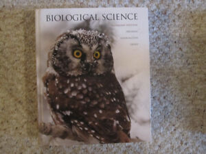 Biological Science textbook - like new