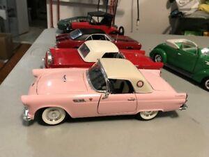 Ford Thunderbird 1955 diecast 1/18 die cast