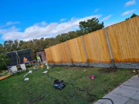Fencing gardening