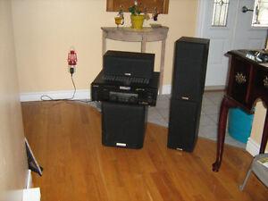 Kenwood Suround Sound System