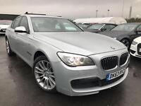BMW 740 3.0TD ( 313bhp ) ( s/s ) Auto 2013MY d M Sport