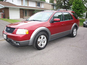 2007 Ford FreeStyle, Crossover, DVD, Will SAFETY, E-TESTED