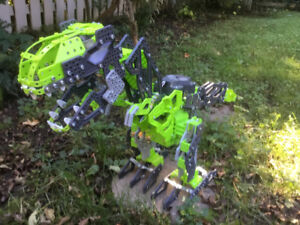 Meccano Meccasaur T-Rex Personal Robot Dinosaur Toy