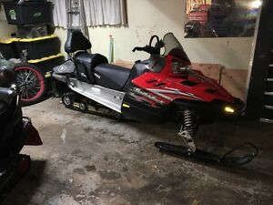 2007 polaris switchback fst turbo with extras  Kitchener / Waterloo Kitchener Area image 3