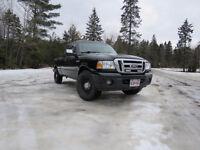 2008 Ford Ranger XLT - 4.0L V6 4x4 - MANUAL
