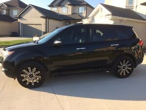 2008 Acura MDX safetied safetied private sale no tax