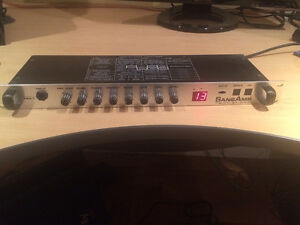 TECH21 Sansamp-PSA1 PREAMP