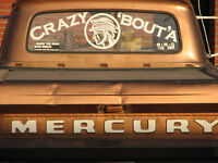 '66 Merc M100 1/2 Ton Pickup - Crazy 'bouta Mercury!