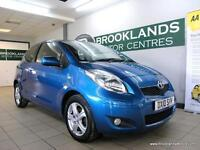Toyota Yaris 1.3 VVT-I TR [4X SERVICES and 30 ROAD TAX]